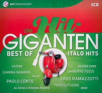 VA – Die Hit-Giganten: Best Of Italo Hits (2012)