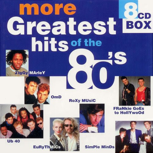 More Greatest Hits Of The 80's (8CD, Box Set) (2000)