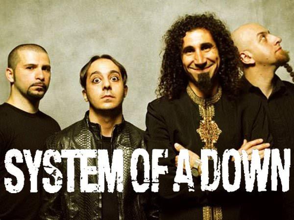System of a Down – Discografia (1998 – 2005)