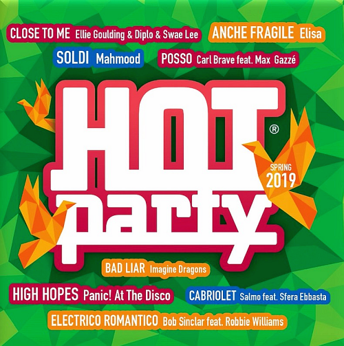Musica Compilation : Hot Party Spring (2019)