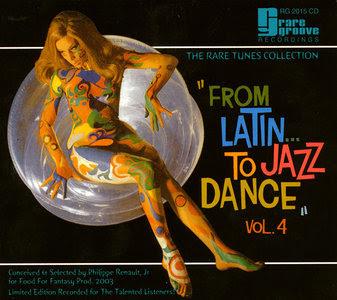 VA – From Latin… To Jazz Dance, Volume 4 (2003)