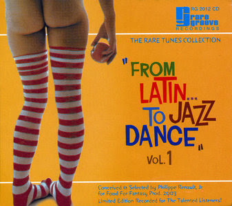 From Latin… To Jazz Dance, Volume 1