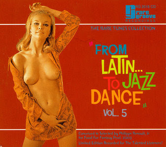 VA – From Latin… To Jazz Dance, Volume 5 (2003)
