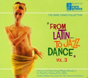 VA – From Latin… To Jazz Dance, Volume 3 (2003)