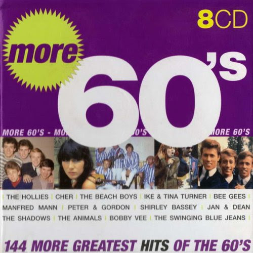 More Greatest Hits Of The 60's (8CD, Box Set) (2005)