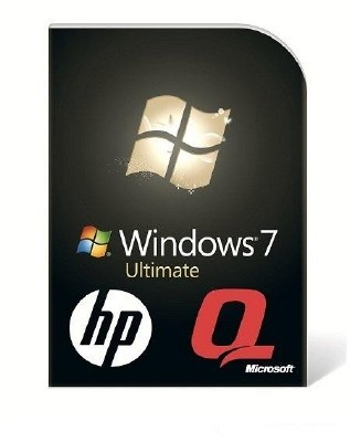 Windows 7 HP Compaq Edition [ENGLISH] [X32/X64] [VH]