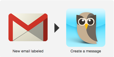 gmail to hootsuite