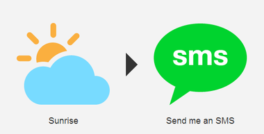 sunrise sms