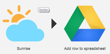 weather google drive