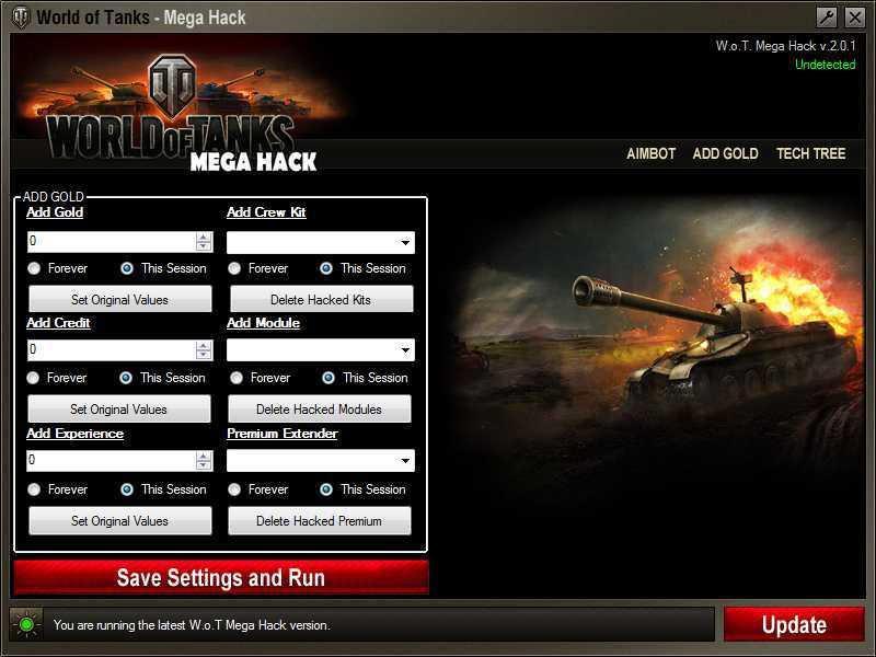 world of tanks aimbot free download