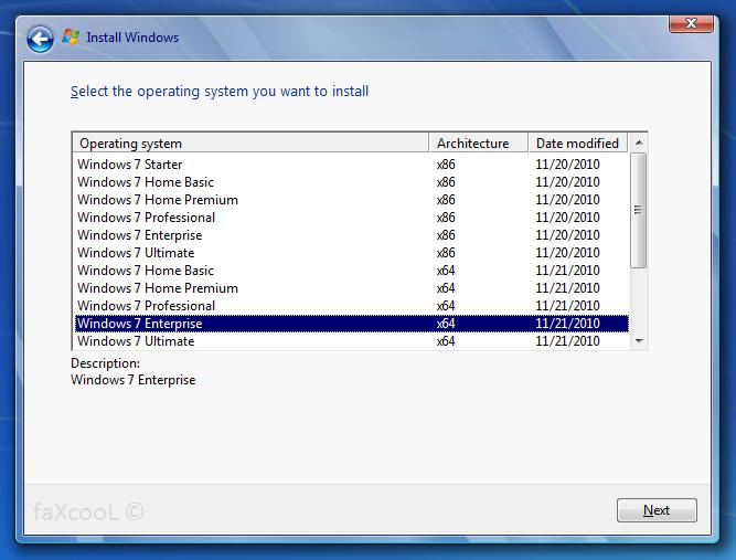 Windows 7 all version rtm activator reddragon