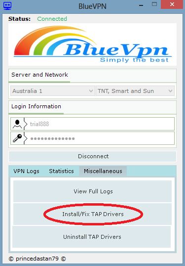 Bluevpn premium
