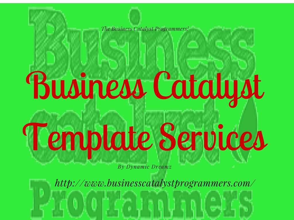 Top 5 business catalyst template services to expand your business top 5 business catalyst template services to expand your business online wajeb Image collections