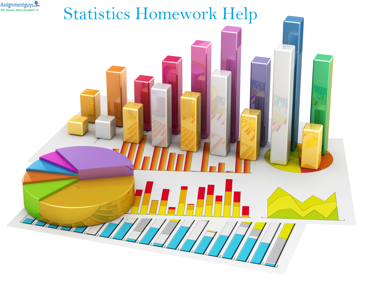 Are You Still in Search of Professional Help with Statistics?