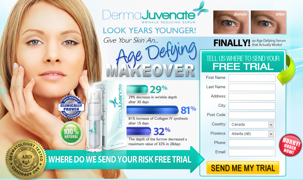 dermajuvenate scam