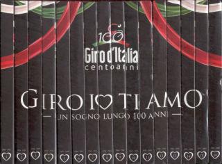 Giro Io Ti Amo (2009) Completa 16xDVD5 Copia 1:1 ITA TRL