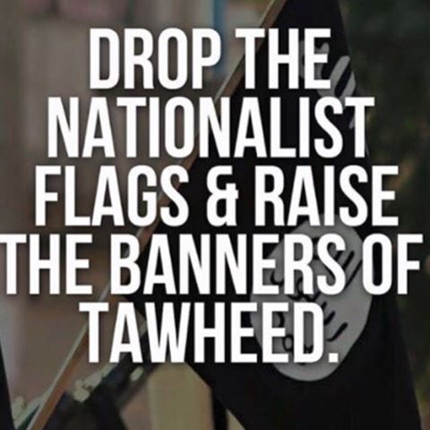 Flag of Tawheed