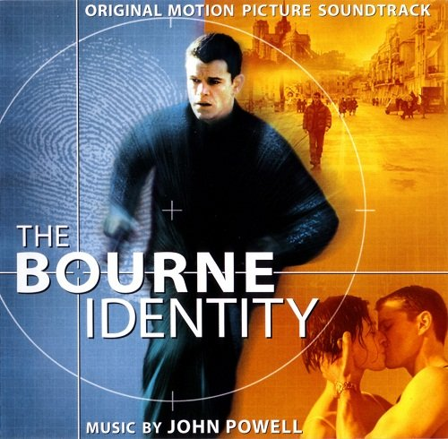 The Bourne Identity / El caso Bourne (John Powell) [BSO] (2002)
