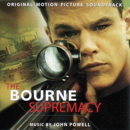 The Bourne Supremacy / El mito de Bourne (John Powell) [BSO] (2004)