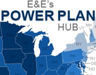 E&E Power Plan Hub Logo