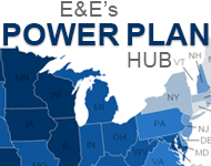 E&E Power Plan Hub Logo