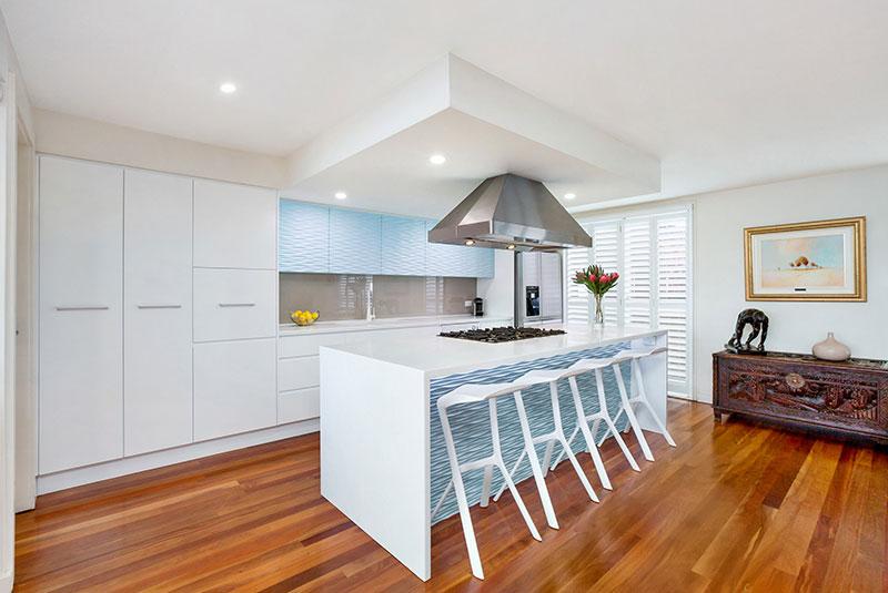 luxury kitchen designers Sydney