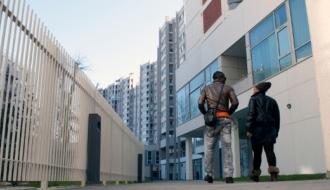 Quartiers prioritaires de la politique de la ville à Epinay-ur-Seine