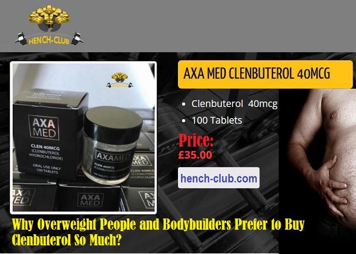 Buy Axa Med Clenbuterol