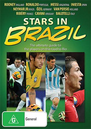 Stars In Brazil 2014