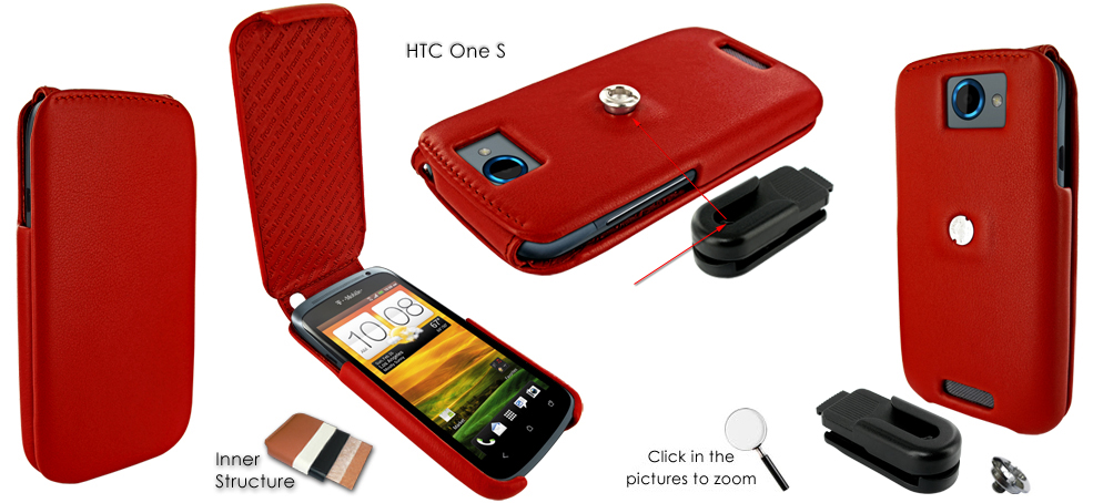 HTC One S UK- HTC One S Covers - HTC One S Leather Case