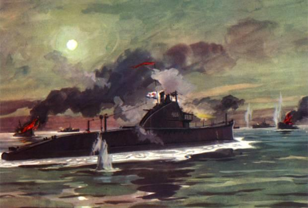 Подводный «Варяг»