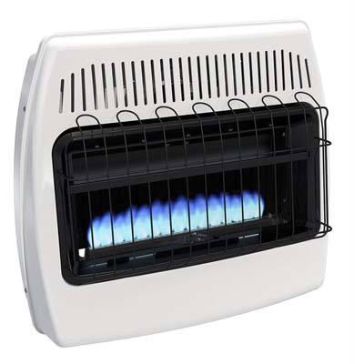 10. Dyna-Glo 30,000 BTU Gas Wall Heater (BF30NMDG)