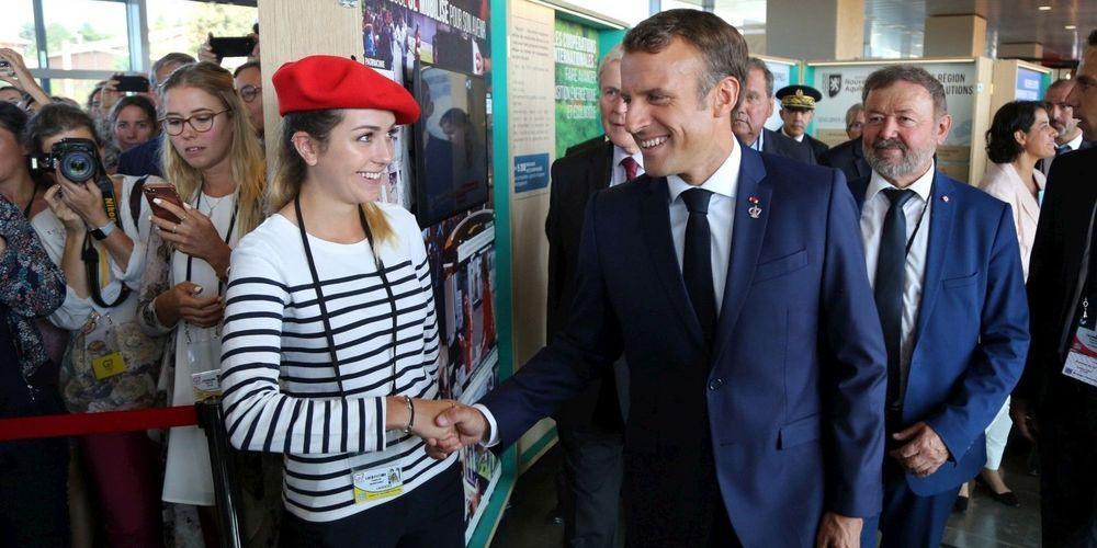 """Biarritz: Macron assume les """"désagréments"""" du G7 et répond aux critiques"""