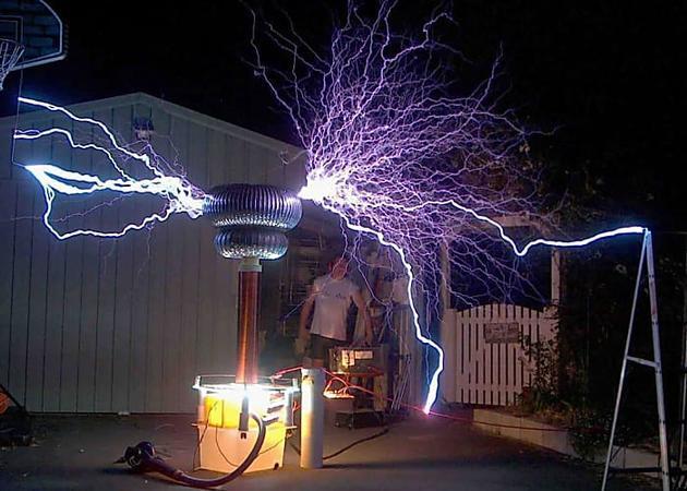 Nikola Tesla, Viktor Schauberger, and the Grace of Nature - Veterans Today