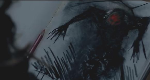 Lipstick Face Demon