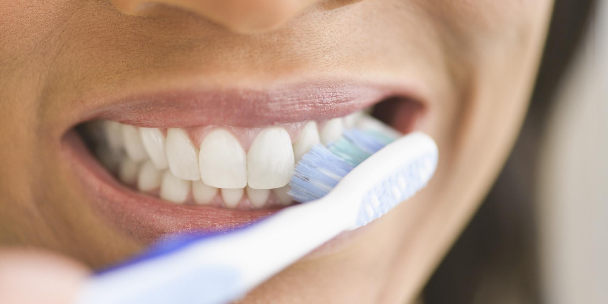 boca dientes podridos