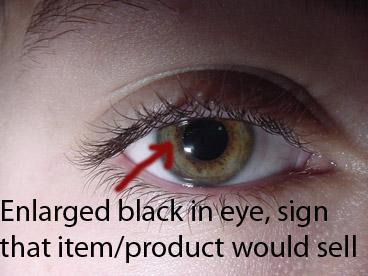 resized eye
