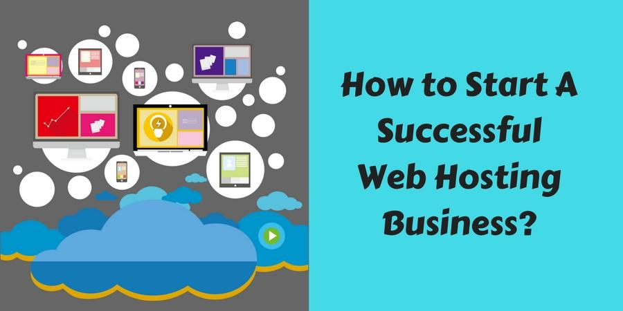 how to become web hosting provider