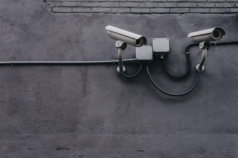 Free stock photo of camera, wall, pavement, steel
