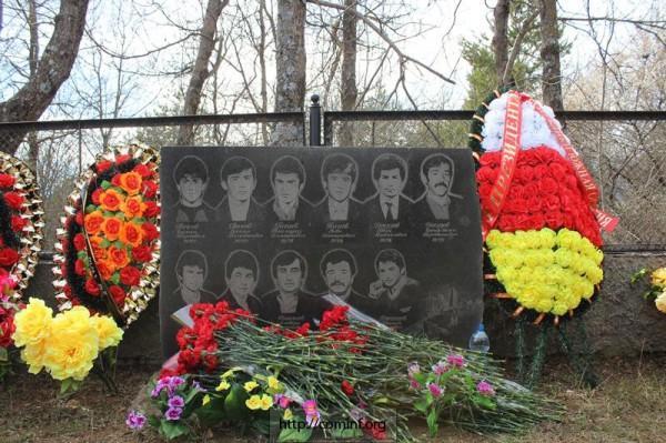 Их было 12. Жертвы Ередской трагедии