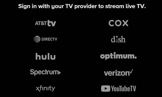 cbs live online via cable