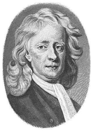 Izaak Newton (1643 - 1727)