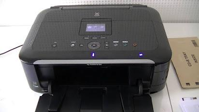 canon printer stops printing