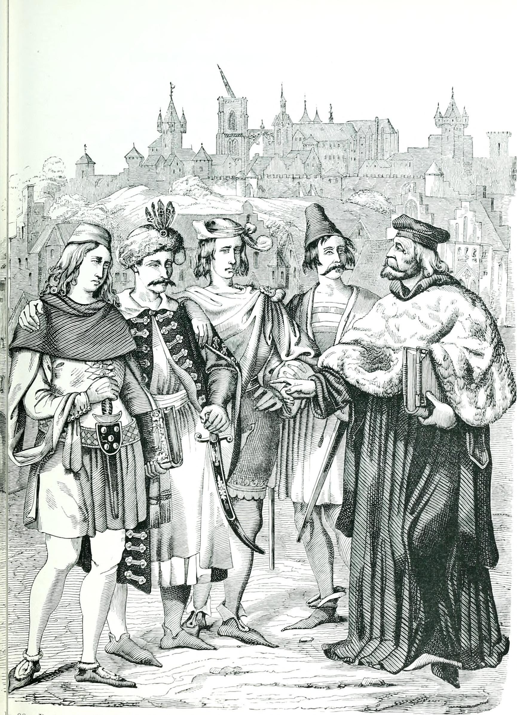 Science and literature in the Middle Ages and the Renaissance (1878) (14784561353).jpg English: Identifier: sciliteratur00jaco (find matches)