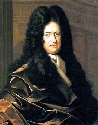 Gottfried Leibniz (1646 - 1716)