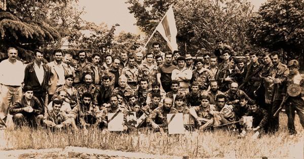 Война за независимость Южной Осетии 1989 – 2008 гг.