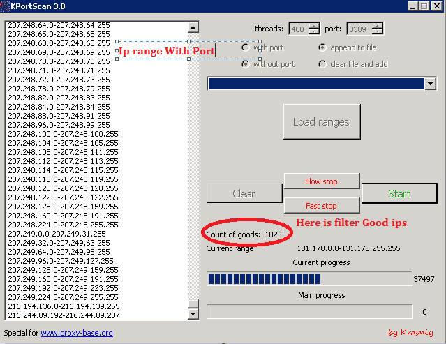 How To crack VPS/RDP First You Need A Good Ip Scanner Here is More