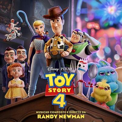 Randy Newman – Toy Story 4 (Colonna Sonora Originale)- (2019)