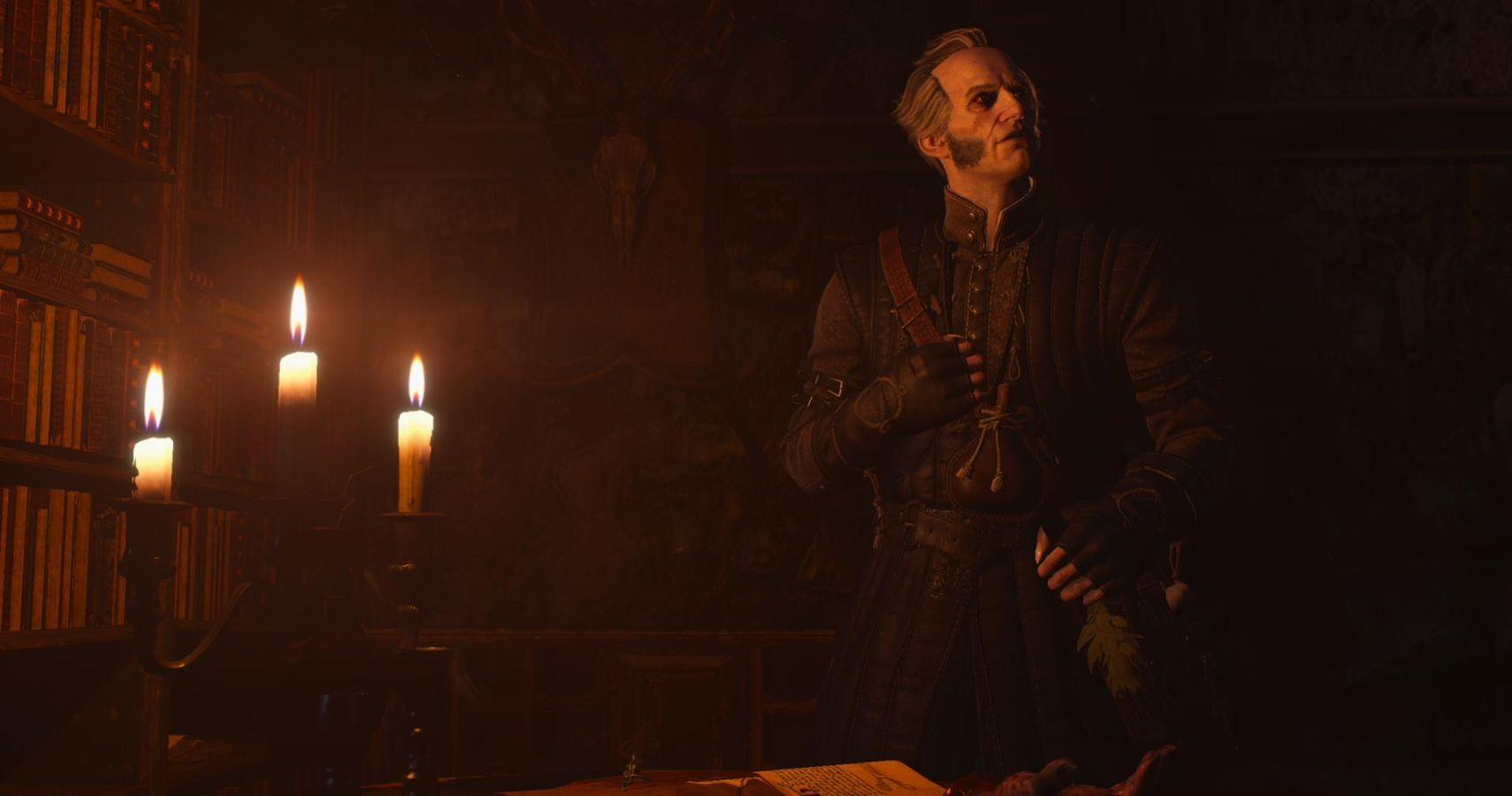 The Witcher 3: 10 Details Everyone Completely Missed About Regis From Blood & Wine