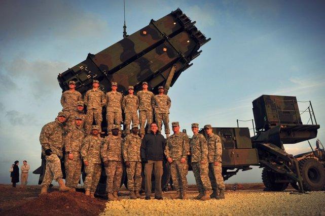 System rakiet Patriot jest fundamentem bezpieczeństwa USA.